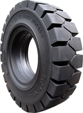 Solid Forklift Tire